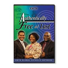 AUTHENTICALLY FREE AT LAST - DVD