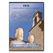 APPARITION OF ST. JOSEPH IN FRANCE - DVD