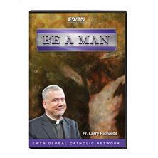 BE A MAN - DVD
