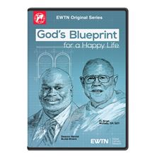 GOD'S BLUEPRINT FOR A HAPPY LIFE DVD