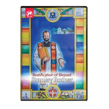 BEATIFICATION OF FR. STANLEY ROTHER DVD