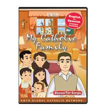 MY CATHOLIC FAMILY - BL. PIER GIORGIO FRASSATI DVD
