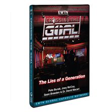 CROSSING THE GOAL:  THE LIES OF A GENERATION - DVD