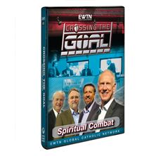 CROSSING THE GOAL: SPIRITUAL COMBAT - DVD