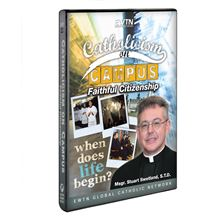 CATHOLICISM ON CAMPUS: FAITHFUL CITIZENSHIP - DVD