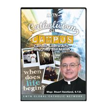 CATHOLICISM ON CAMPUS: LIBERAL ARTS - DVD