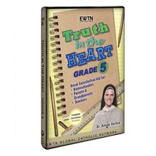 TRUTH IN THE HEART - GRADE 5 DVD