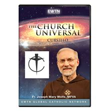 CHURCH UNIVERSAL: CURSILLO - DVD