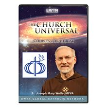 CHURCH UNIVERSAL: COUPLES FOR CHRIST - DVD