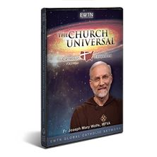 CHURCH UNIVERSAL: CATHOLIC EXTENSION -  DVD