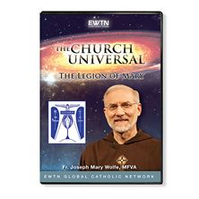 CHURCH UNIVERSAL: LEGION OF MARY - DVD