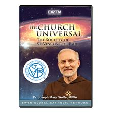 CHURCH UNIVERSAL: ST. VINCENT DE PAUL SOCIETY- DVD