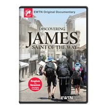 DISCOVERING JAMES SAINT OF THE WAY DVD