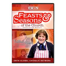 FEASTS AND SEASONS  ADVENT AND CHRISTMAS - DVD