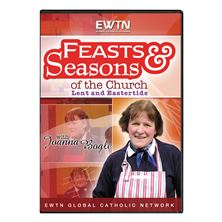 FEASTS AND SEASONS - LENT and EASTER - DVD