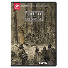 FAITH ON THE FRONTIER DVD