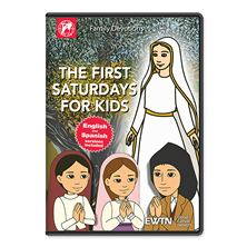 FIRST SATURDAYS FOR KIDS - DVD