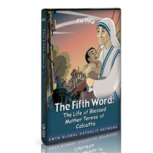 THE FIFTH WORD:LIFE OF BLESSED MOTHER TERESA - DVD