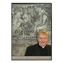 HISTORY OF THE CATHOLIC CHURCH IN THE U.S. - DVD