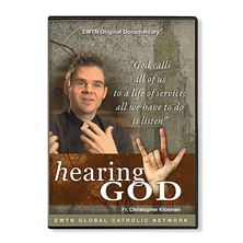HEARING GOD - DVD