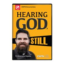 HEARING GOD STILL DVD