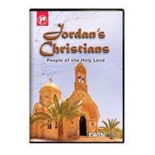 JORDAN'S CHRISTIANS - PEOPLE OF THE HOLY LAND DVD
