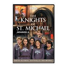 KNIGHTS OF ST. MICHAEL - SEASON 4 -  DVD