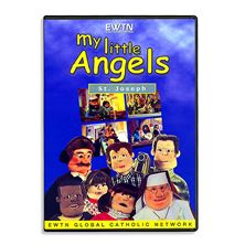 MY LITTLE ANGELS - ST. JOSEPH - DVD