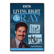 LIVING RIGHT WITH DR. RAY: AGING PARENTS - DVD