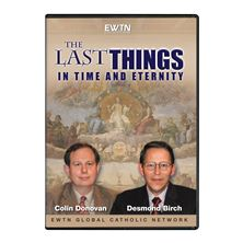 THE LAST THINGS IN TIME AND ETERNITY - DVD