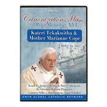 MASS OF CANONIZATION OCTOBER 21, 2012 - DVD