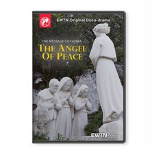 THE MESSAGE OF FATIMA: THE ANGEL OF PEACE DVD