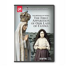 THE MESSAGE OF FATIMA: THE FIRST APPARITION DVD