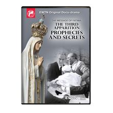 THE MESSAGE OF FATIMA: THE THIRD APPARITION DVD