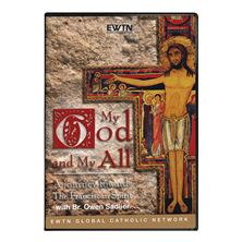 MY GOD AND MY ALL - DVD