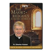 MAJOR RELIGIOUS ORDERS OF MEN - DVD