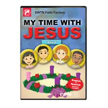 MY TIME WITH JESUS ADVENT