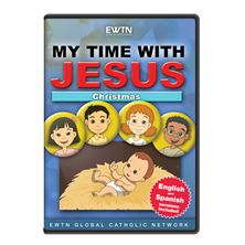 MY TIME WITH JESUS: CHRISTMAS - DVD
