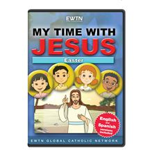 MY TIME WITH JESUS - EASTER  DVD