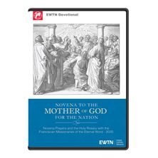 NOVENA TO THE MOTHER OF GOD FOR THE NATION DVD  (2020)
