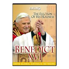 THE ELECTION OF POPE BENEDICT XVI - DVD
