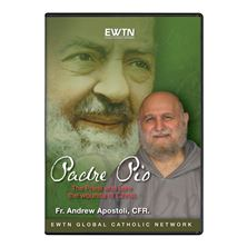 PADRE PIO: PRIEST WHO BORE THE WOUNDS - DVD