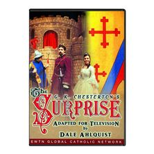 G.K. CHESTERTON'S SURPRISE - DVD