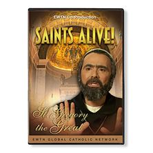 SAINTS ALIVE: ST. GREGORY THE GREAT  - DVD