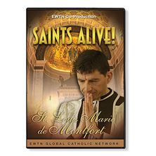 SAINTS ALIVE: ST. LOUIS MARIE DE MONTFORT - DVD