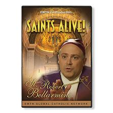 SAINTS ALIVE: ST. ROBERT BELLARMINE - DVD