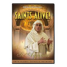 SAINTS ALIVE: ST. THOMAS AQUINAS - DVD