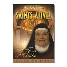 SAINTS ALIVE: ST. TERESA OF AVILA - DVD