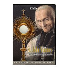 ST. JOHN VIANNEY: HEART OF THE PRIESTHOOD  DVD