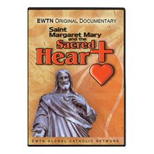 ST. MARGARET MARY AND THE SACRED HEART - DVD